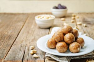 Butter Protein Energy Balls