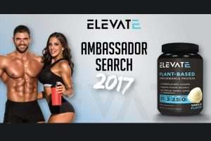 Ambassador Search 2017 | ELEVATE NUTRITION