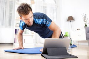 get fit with online fitness coaching and healthy diet