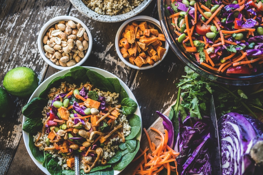 What's the Difference Between a Plant-Based and a Vegan Diet?