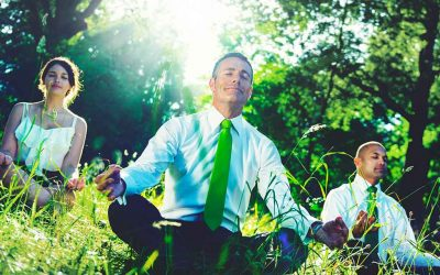 Meditation: Gaining an Edge in Business, Fitness, and Health