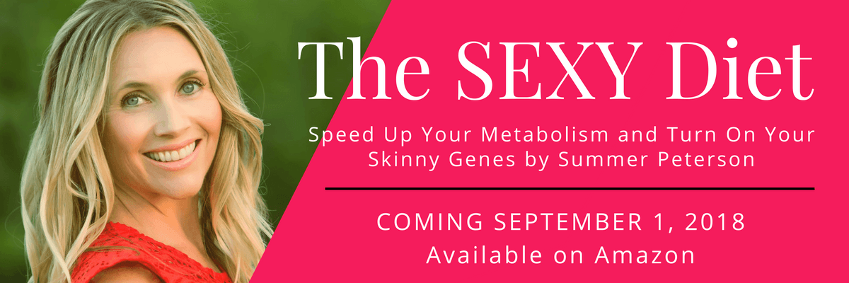 The SEXY Diet by Summer Peterson
