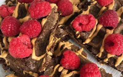 Plant Based Protein Waffles