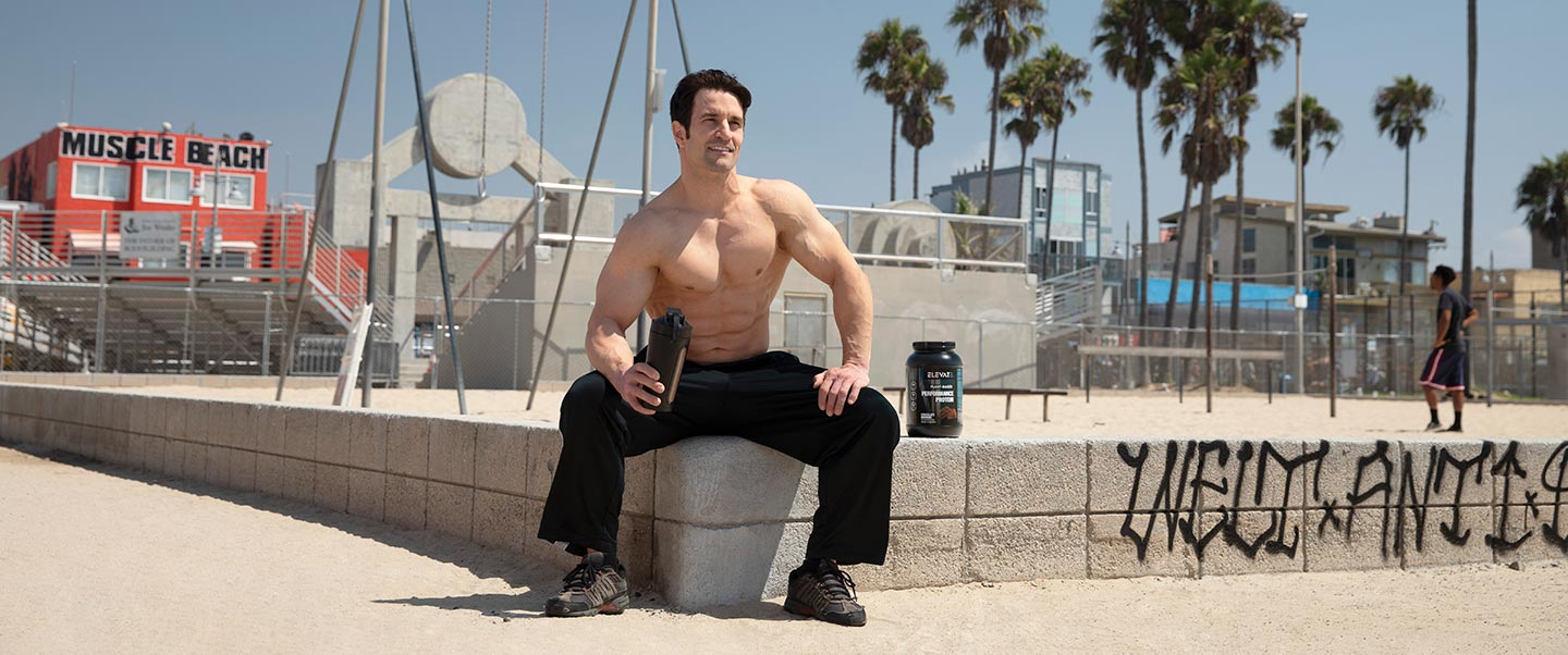 Elevate Nutrition Muscle Beach 2